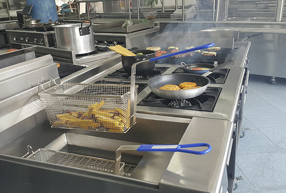Industrias Vargas, cocinas industriales y equipos para restaurantes Bogotá